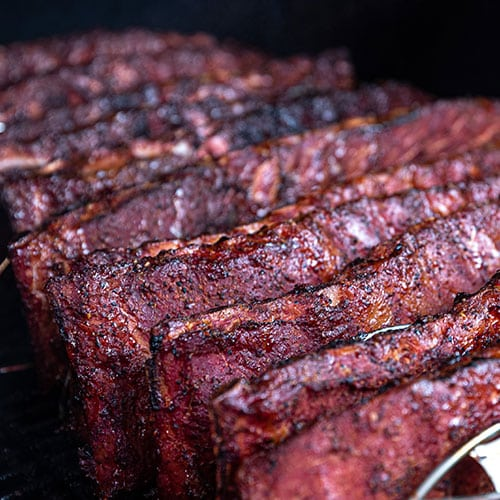 Chef Kent Rathbun - Curbside BBQ - Korean Pork Ribs