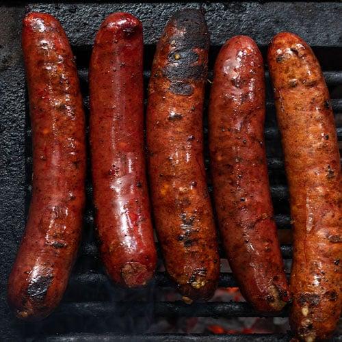 Texas Wagyu Jalapeno - Cheddar Sausage