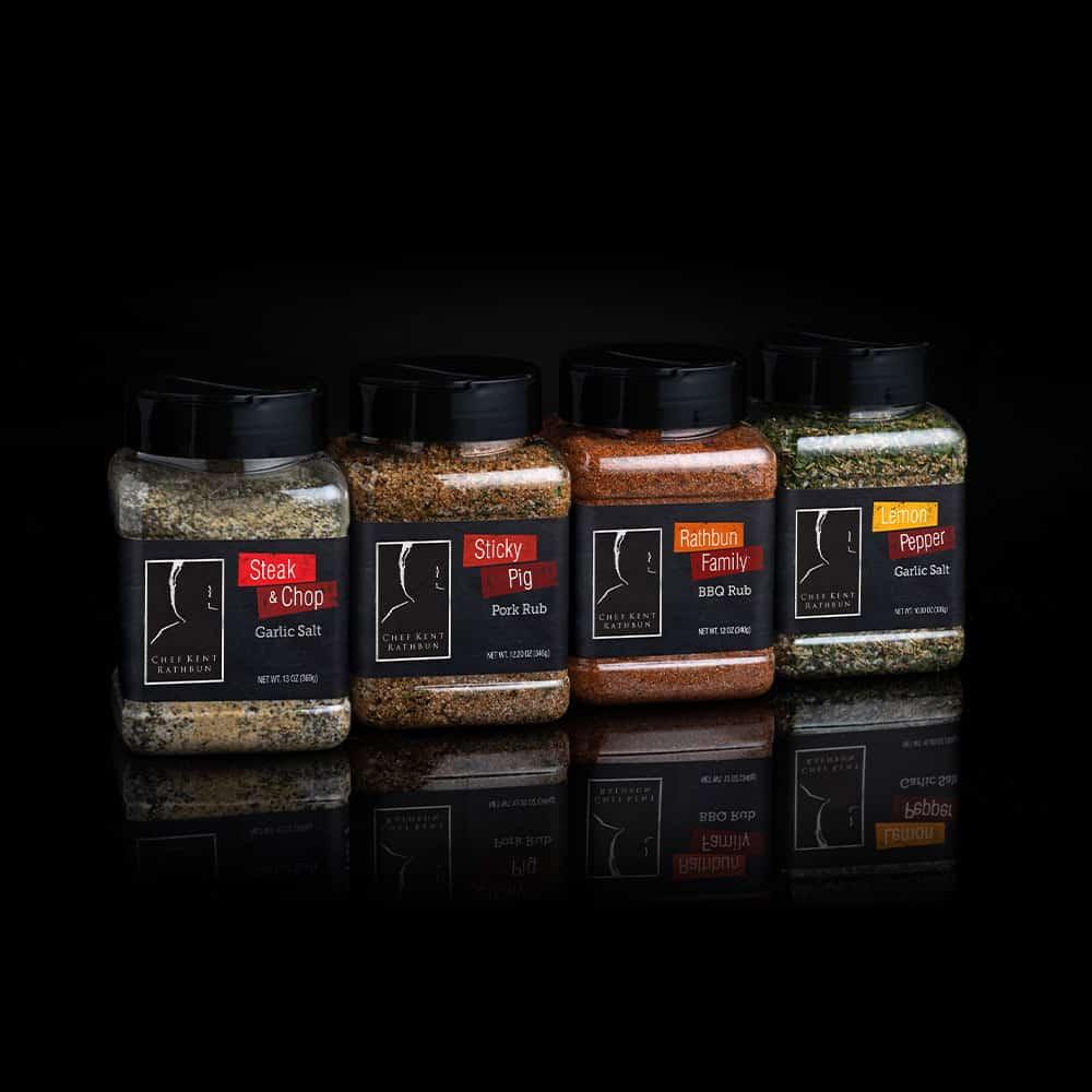 Rathbun Family - Spice Rub Set